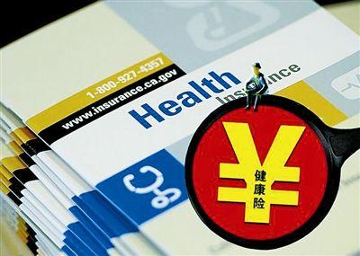 健康保险,包括哪些种类?